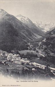 Switzerland Pontresina and Val Roseg