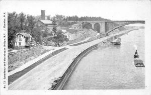 USA Speedway and Washington Bridge N.Y. J. Koehler N.Y.