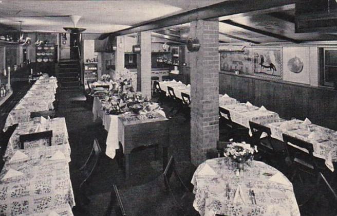 Illinois Chicago A Bit Of Sweden Restaurant Dining Room Curteich