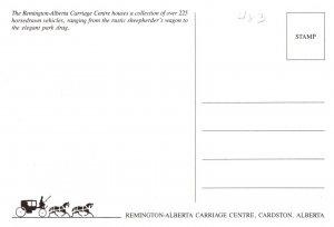 Canada  Remington Alberta Carriage Centre
