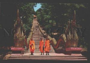 109156 THAILAND CHIENGMAI Province Dragon staircase Old PC