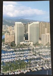 Unused Postcard Hawai'i Prince Hotel Waikiki