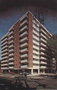 Exterior,  The Embassy,  Ottawa,  Ontario,  Canada,  40-60s