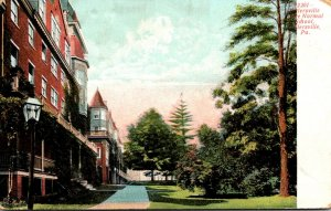 Pennsylvania Millersville State Normal School1910