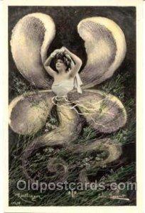 Artist John Laurent, Fantasy Artist John Laurent 1906