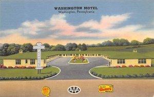 Washington Motel Washington Pennsylvania, PA