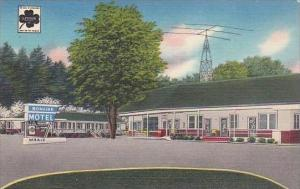 North Carolina Hendersonville Bonaire Motel