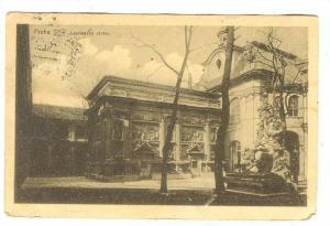 Praha , Lorentasky chram , Czech Republic , PU-1911