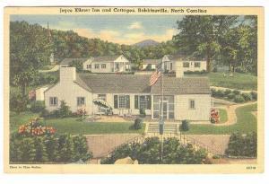 Joyce Kilmer Inn and Cottages, Robbinsville, North Carolina, 1930-1940s