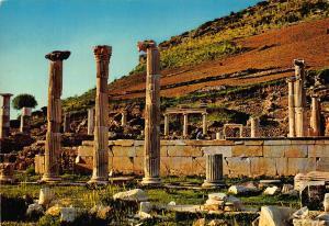 Turkey Egenin Incisi Izmir Palace of Municipality Postcard