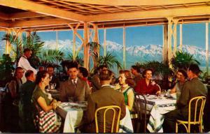 Utah Salt Lake City Starlite Gardens Atop Hotel Utah