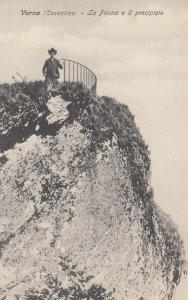 Verna Casentino , Italy , 00-10s ; La Penna e il precipizio