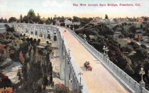 California Pasadena The New Arroyo Seco Bridge