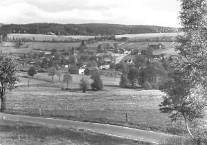 Gunzen Vogtland Gesamtansicht Village Panoramic view