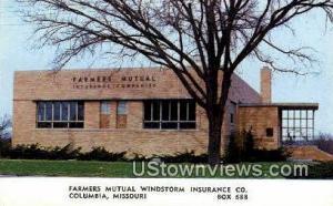 Farmers Mutual Windstorm Insurance Co Columbia MO Unused