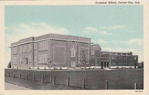 Arkansas Forrest City Grammar School Curteich