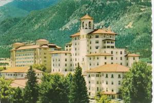 Colorado Colorado Springs Broadmoor South Resort Hotel