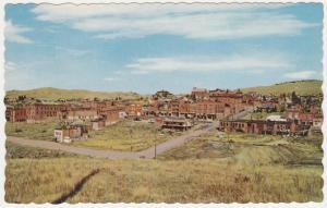 Vista of Old Mining Town Cripple Creek CO, Colorado