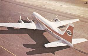 Capital Airlines, Inc. Douglas DC-6B