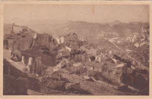RP, Ruins , LES BAUX DE PROVENCE (Bouches du Rhone), France, PU-1922