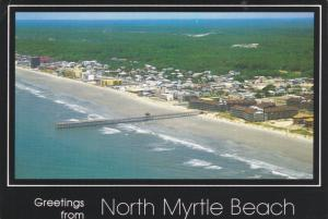 Greetings from NORTH MYRTLE BEACH, South Carolina, 50-70s