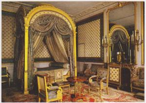 EMPRESS JOSEPHINE'S BED CHAMBER, FONTAINEBLEAU