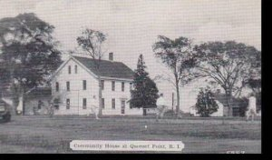Rhode Island Quonset Point,The Community House Dexter Press Archives