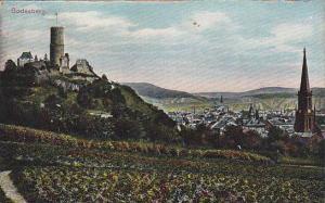 Bird's Eye View of Godesberg, Bonn, North Rine-Westphalia, Germany, 00-10s