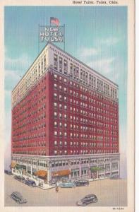 Oklahoma Tulsa Hotel Tulsa Curteich