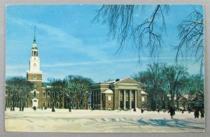 Baker Library Webster Hall Rollins Chapel, Dartmouth Hanover NH Postcard (#7240)