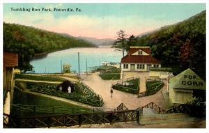 1780  PA Pottsville   Tumbling Run Park , Hire´s Root Beer,
