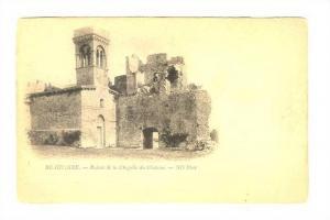 Ruines De La Chapelle Du Chateau, Beaucaire (Gard), France, 1900-1910s