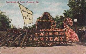 California Pasadena Tournament Of Roses 1913