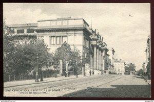 dc1030 - BELGIUM Bruxelles/ Brussels 1900s Rue de la Regence