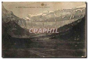 Sixt Old Postcard The horseshoe