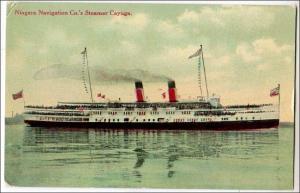 Niagara Navigation Co. Steamer Cayuga