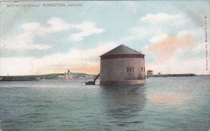 KINGSTON, Ontario, Canada, 1900-1910's; Martello Tower