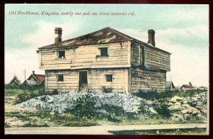 dc1151 - KINGSTON Ontario Postcard 1910s Old Blockhouse by Weese