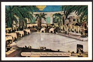 NY - New York - Hotel Lexington - Hawaiian Room - 1943
