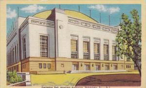 Pennsylvania Philadelphia Convention Hall Municipal Auditorium