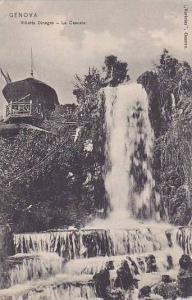 Villetta Dinegro, La Cascata, Genova (Liguria), Italy, 1900-1910s
