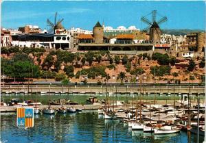CPA Espagne-Mallorca-Palma de Mallorca-Molinos del Janquet (323329)