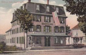 Maine Farmington Exchange Hotel