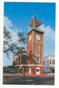 Old Market & Town Hall, Georgetown, South Carolina, 1940-1960s