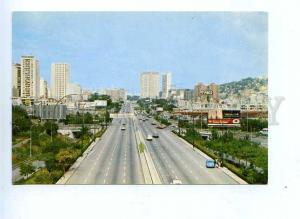 179608 VENEZUELA CARACAS Bolivar avenue old postcard
