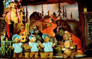 Florida Orlando Walt Disney World The Coutry Bear Jamboree