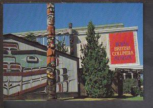 Royal British Columbia Museum Canada Postcard BIN