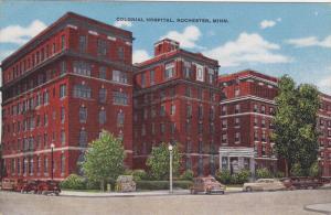 Colonial Hospital, Rochester, Minnesota, 1930-1940s