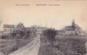 Vue Generale, Saint-Eloy (Nevers), Nievre, France, 1900-1910s