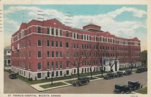 WICHITA , Kansas; 1910s ; St. Francis Hospital